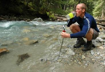 backpacking - portable water filters