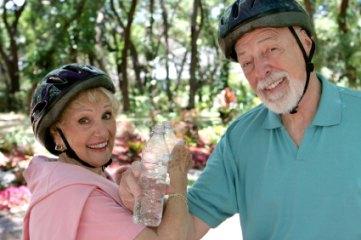 health benefits of water - healthy seniors