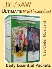 Jigsaw Ultimate Multinutrient