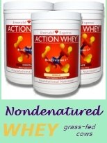 Action Whey-Undenatured